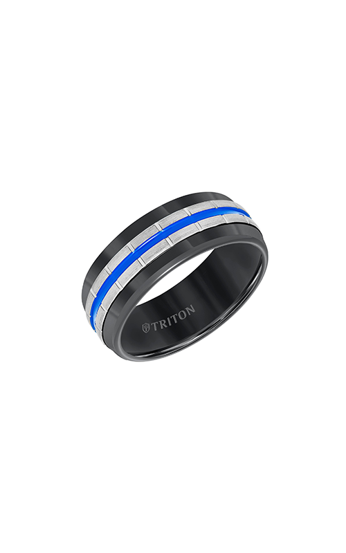 Triton Tungsten Carbide Band 11-5944BCB8-G product image