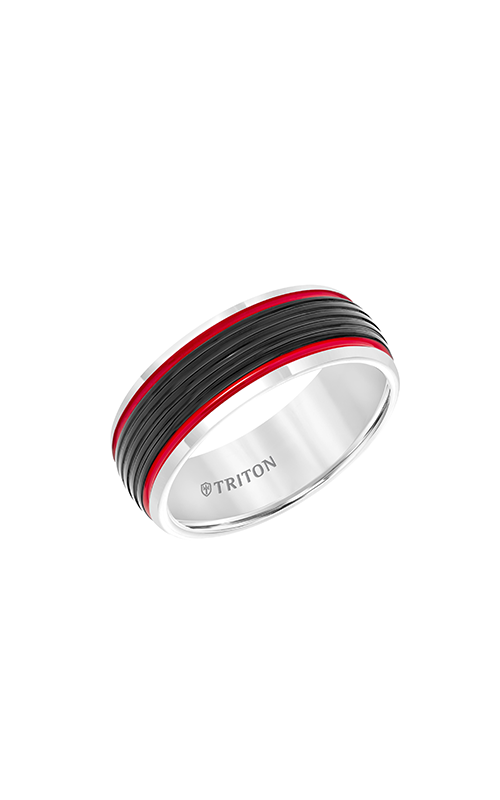 Triton Tungsten Carbide Band 11-5945MCR8-G product image