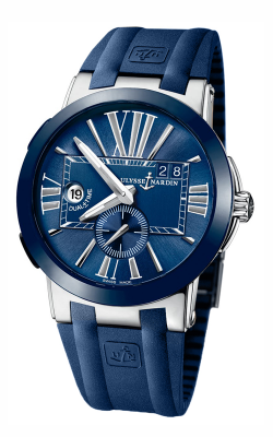 Ulysse Nardin Dual Time Watch 243-00-3/43 product image