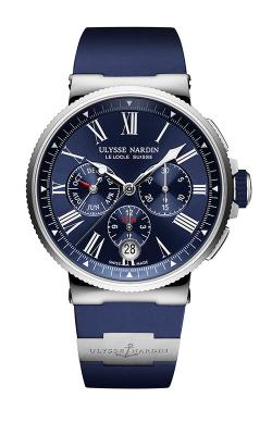 Ulysse Nardin Marine Chronometer Manufacture 1533-150-3/43 product image