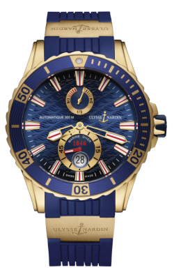 Ulysse Nardin Diver Chronograph Watch 266-10-3/93 product image