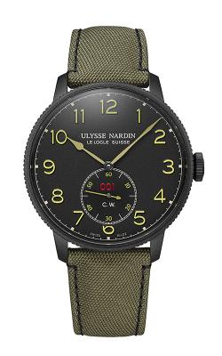 Ulysse Nardin Torpilleur Watch 1183-320LE/BLACK product image