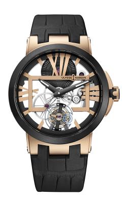 Ulysse Nardin Skeleton Tourbillon Watch 1712-139 product image