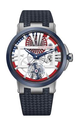 Ulysse Nardin Skeleton Tourbillon Watch 1713-139LE/US product image