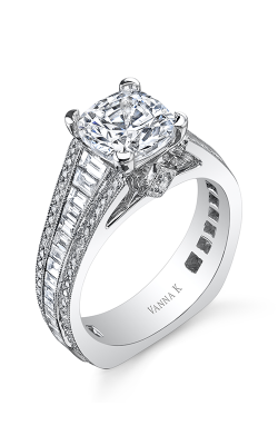 Vanna K Cascade Engagement ring 18RGL00510DCZ product image