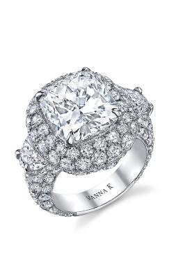 Vanna K Kamara Engagement ring 18RGL00654DCZ product image