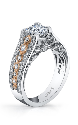 Vanna K Kamara Engagement ring 18RGL681PDCZ product image