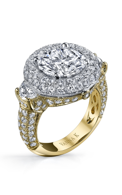 Vanna K Kamara Engagement ring 18RGL006541DCZ product image