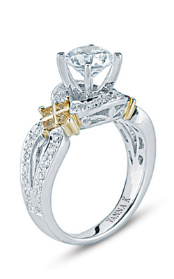 Vanna K Kamara Engagement ring 18RM39217DCZ product image
