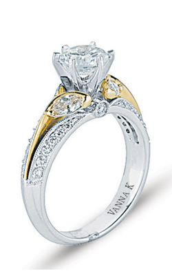 Vanna K Kamara Engagement ring 18RO3720DCZ product image