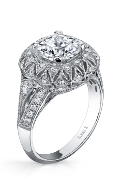 Vanna K Solea Engagement ring 18R829DCZ product image