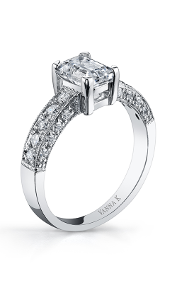 Vanna K Solea Engagement ring 18RGL823DCZ product image