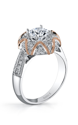 Vanna K Solea Engagement ring 18RGL818PDCZ product image
