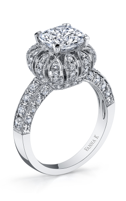 Vanna K Solea Engagement ring 18RGL817DCZ product image