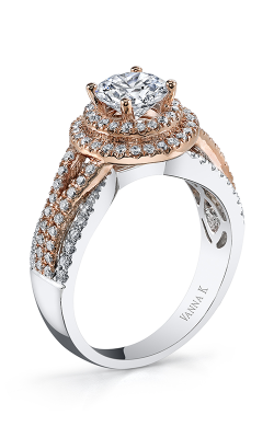 Vanna K Solea Engagement ring 18AR9882PDCZ product image