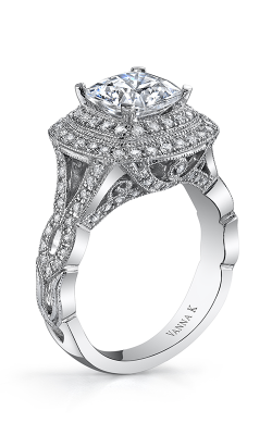 Vanna K Solea Engagement ring 18RGL753DCZ product image