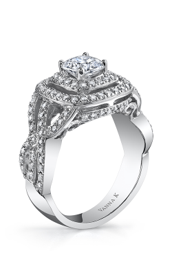 Vanna K Solea Engagement ring 18RGL752DCZ product image