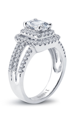 Vanna K Solea Engagement ring 18RGL00690DCZ product image