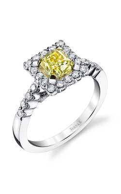 Vanna K Soleamore Engagement ring 18RGL5392DY product image