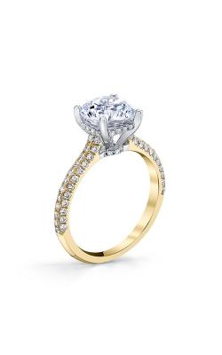 Vanna K Diamond Engagement ring 18R55ROY product image