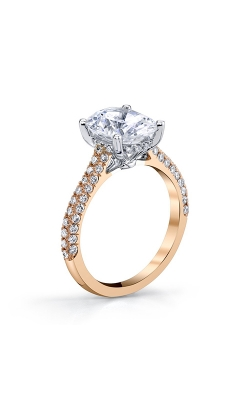 Vanna K Diamond Engagement ring 18R5511PDCZ product image