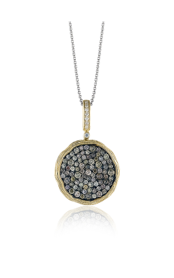 Zeghani Refined Rebel Necklace ZP451 product image