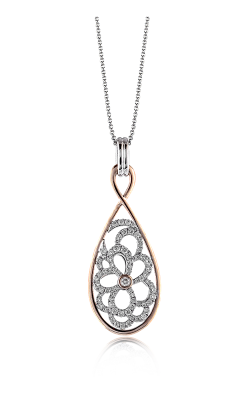 Zeghani Nature Lover Necklace ZP465 product image