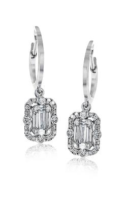 Zeghani Delicate Diva Earring ZE535 product image
