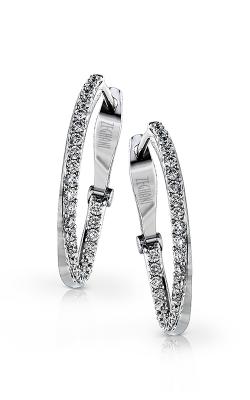 Zeghani Delicate Diva Earring ZE176 product image