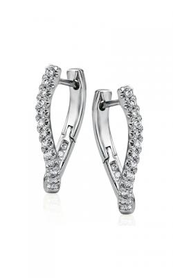 Zeghani Delicate Diva Earring ZE101 product image