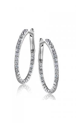 Zeghani Delicate Diva Earring ZE177 product image