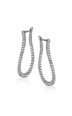 Zeghani Delicate Diva Earring ZE207 product image