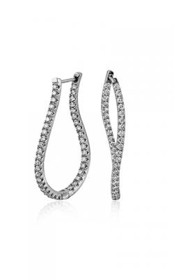 Zeghani Delicate Diva Earring ZE209 product image