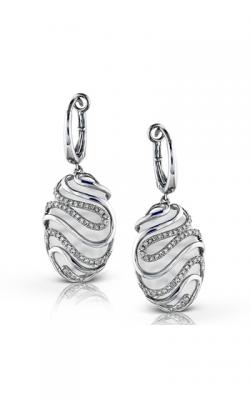 Zeghani Refined Rebel Earring ZE337 product image