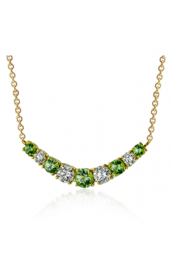 Zeghani Classic Beauty Necklace ZP953-Y product image