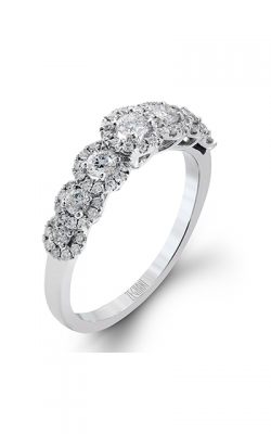 Zeghani Delicate Diva Fashion ring ZR1150 product image
