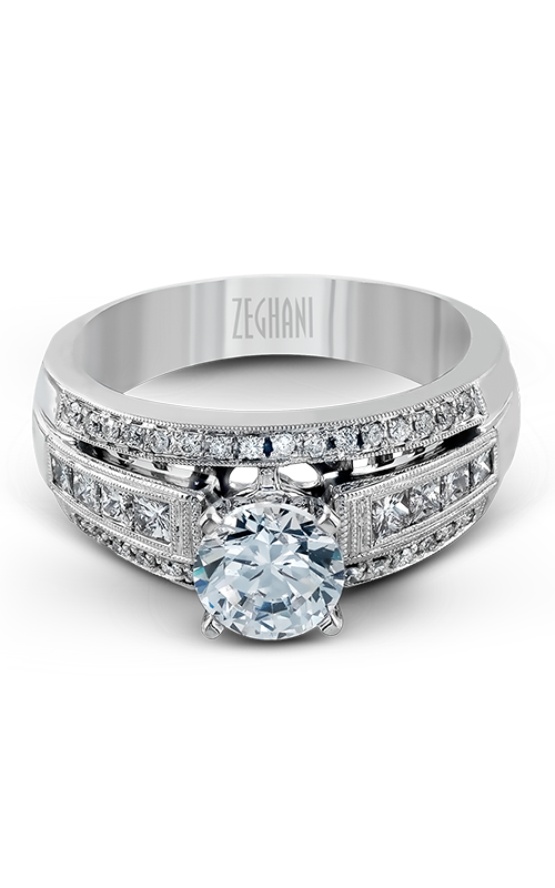 Zeghani Engagement Ring ZR119