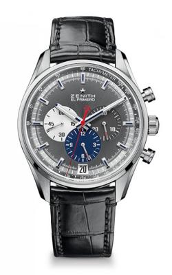 Zenith El Primero Watch 03.2040.400/26.C496 product image