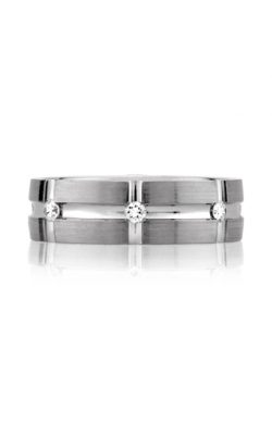 A. Jaffe Metropolitan Wedding Band BB0106-37 product image