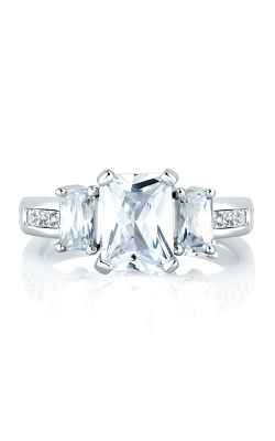A. Jaffe Classics Engagement Ring MES242-90 product image