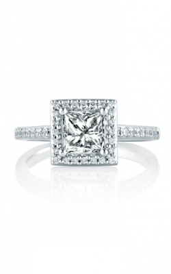 A.Jaffe Halo Engagement Ring MES167-28 product image