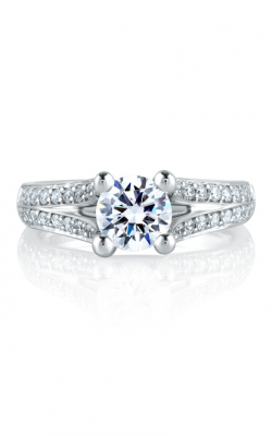 A. Jaffe Art Deco Engagement Ring MES017-151 product image