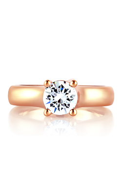 A. Jaffe Classics Engagement Ring MES582-100 product image