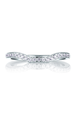 A. Jaffe Art Deco Wedding Band MRS412-17 product image