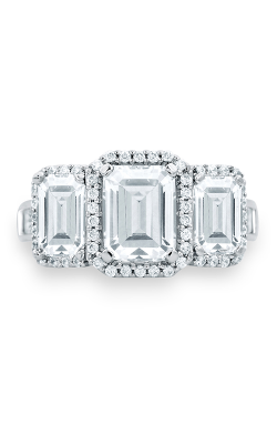 A. Jaffe Engagement ring MES694-384 product image