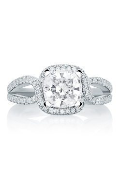 A. Jaffe Art Deco Engagement ring MES650-187 product image