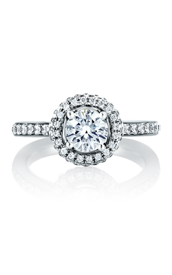 A.Jaffe Halo Engagement Ring MES437-140 product image