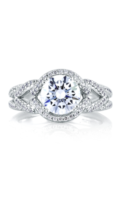 A. Jaffe Art Deco Engagement ring MES283-38 product image