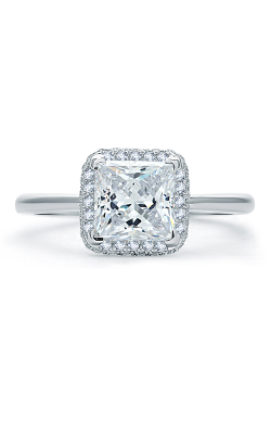 A. Jaffe Quilted Collection Engagement ring ME1845Q-125 product image