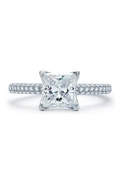 A. Jaffe Quilted Collection Engagement ring ME1855Q-204 product image